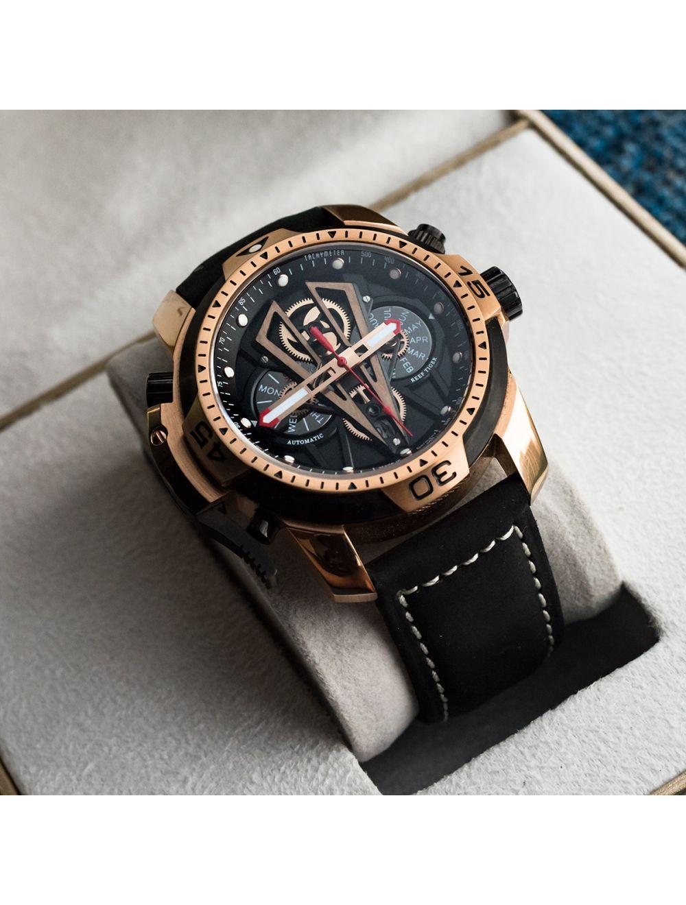 montre de luxe pour homme